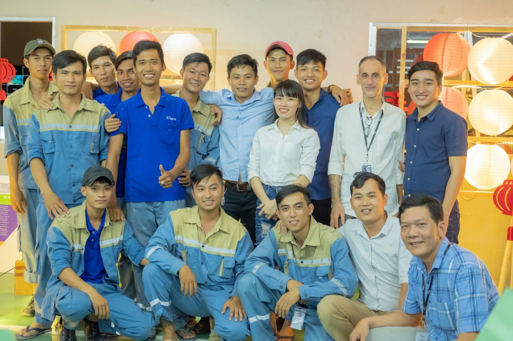 SMARTEC CELEBRATED MID – AUTUMN FESTIVAL 2018